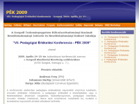 VII. Pedagógiai Értékelési Konferencia
